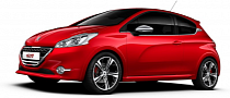 Peugeot 208 GTi Starts at £18,895 in the UK