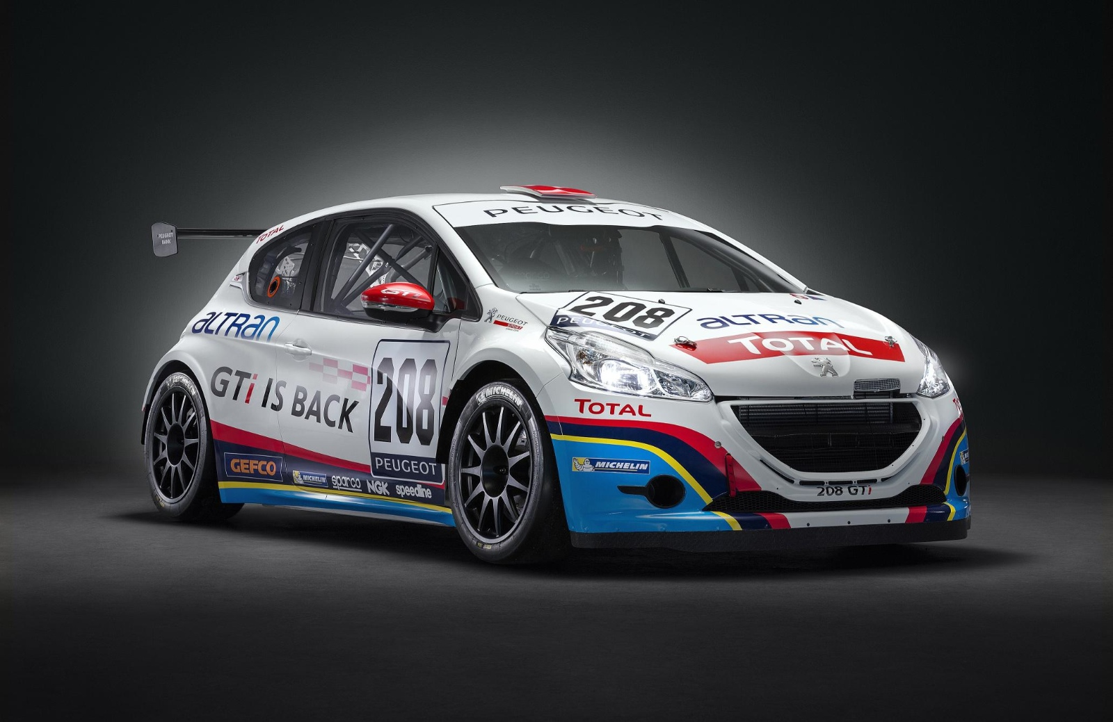 peugeot 208 gti to race at nurburgring autoevolution. Black Bedroom Furniture Sets. Home Design Ideas