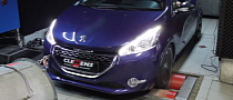 Peugeot 208 GTi Tuned to 236 HP by Clemens Motorsport [Video]