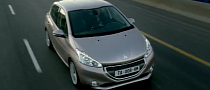 Peugeot 208 Official Video: Let Your Body Drive