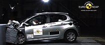 Peugeot 208 Receives 5-Star Euro NCAP Safety Rating [Video]