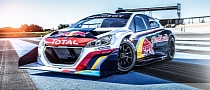 Peugeot 208 T16 Pikes Peak Gets Colorful Livery and Sponsors