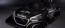 Peugeot 208 T16 Pikes Peak Race Car Revealed [Video][Photo Gallery]