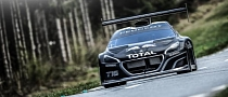 Peugeot 208 T16 Pikes Peak Race Car Specs Revealed