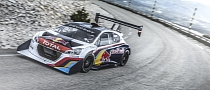 Peugeot 208 T16 Testing for Pikes Peak at Mont Ventoux [Photo Gallery]