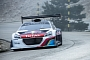 Peugeot 208 T16 Unleashed in Anger onto French Hill [Video] [Photo Gallery]