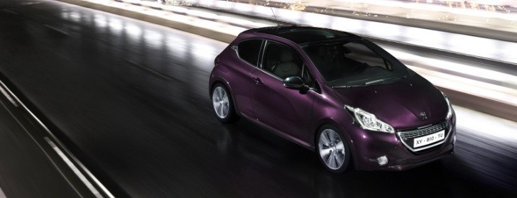 Peugeot 208 XY Revealed ahead of Paris [Photo Gallery]