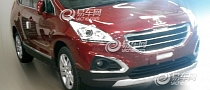 Peugeot 3008 Gets New Family Face in China