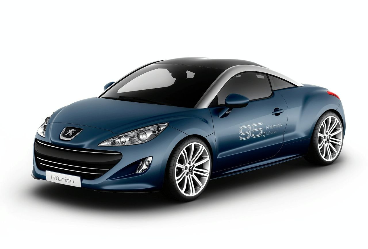 peugeot 3008 hybrid4 rcz hybrid4 revealed autoevolution. Black Bedroom Furniture Sets. Home Design Ideas