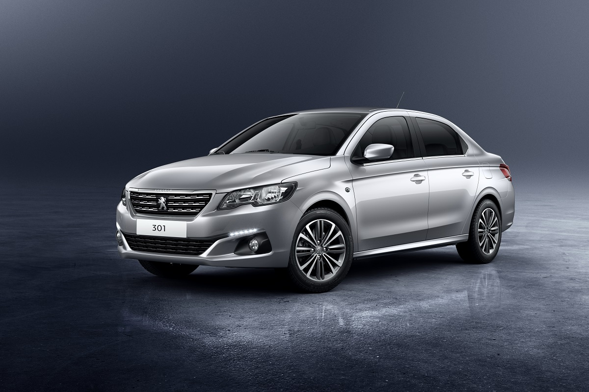 Peugeot 301 Facelift Brings 1.2 Turbo, New 7-Inch Touchscreen ...