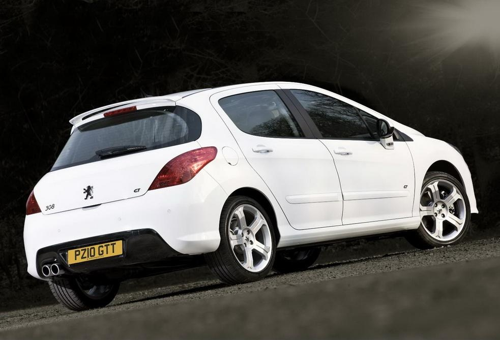 peugeot 308 gt thp 200 launched autoevolution. Black Bedroom Furniture Sets. Home Design Ideas