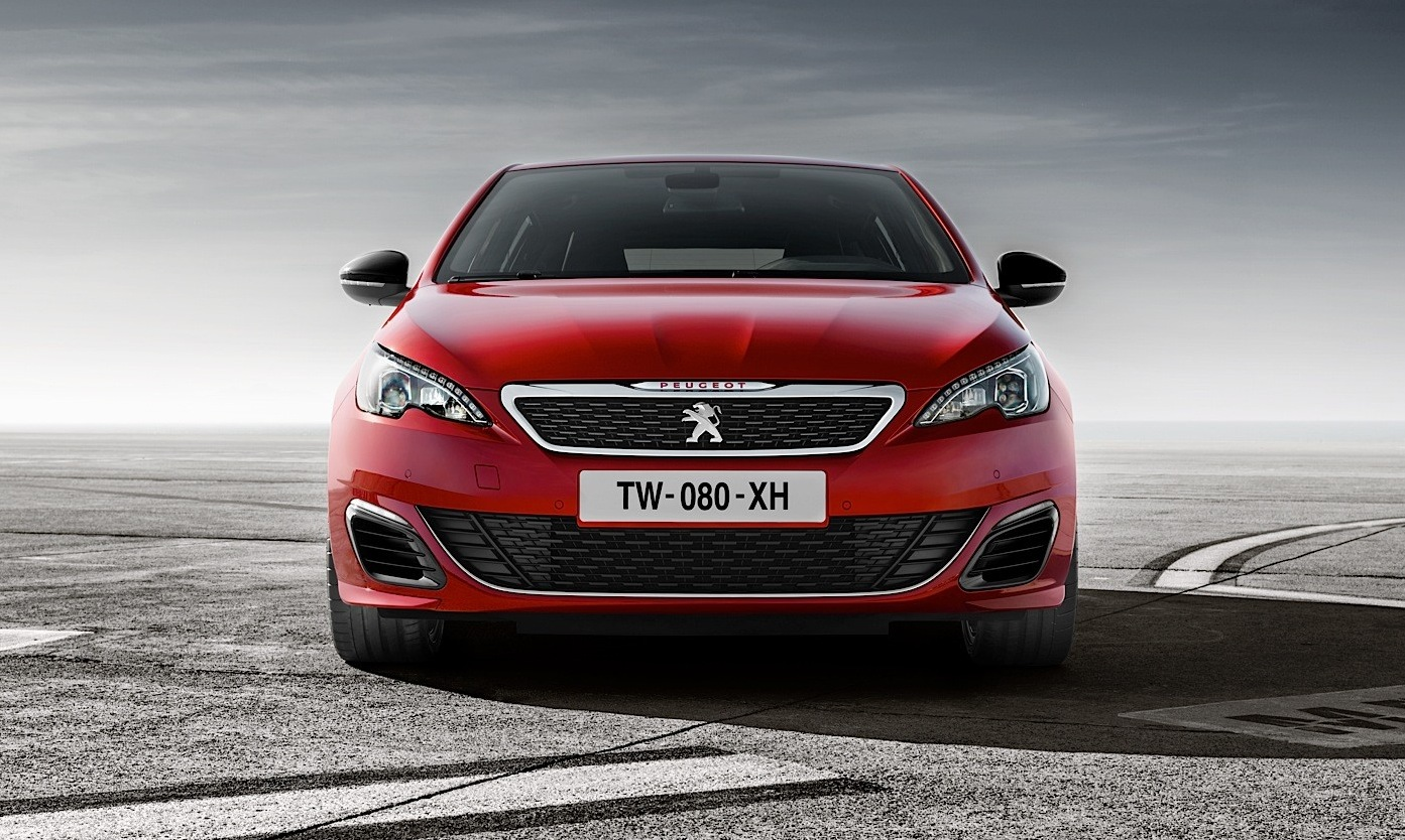 peugeot 308 gti prices announced 270 hp model starts at. Black Bedroom Furniture Sets. Home Design Ideas