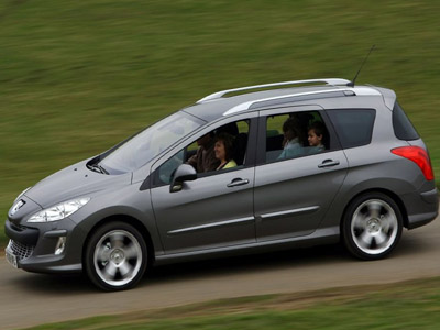 peugeot 308 sw and hatchback get upgraded autoevolution. Black Bedroom Furniture Sets. Home Design Ideas