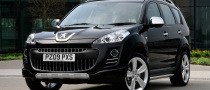 Peugeot 4007 Sport XS Launched in the UK