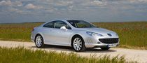 Peugeot 407 Coupe New 3.0l V6 241 BHP Engine