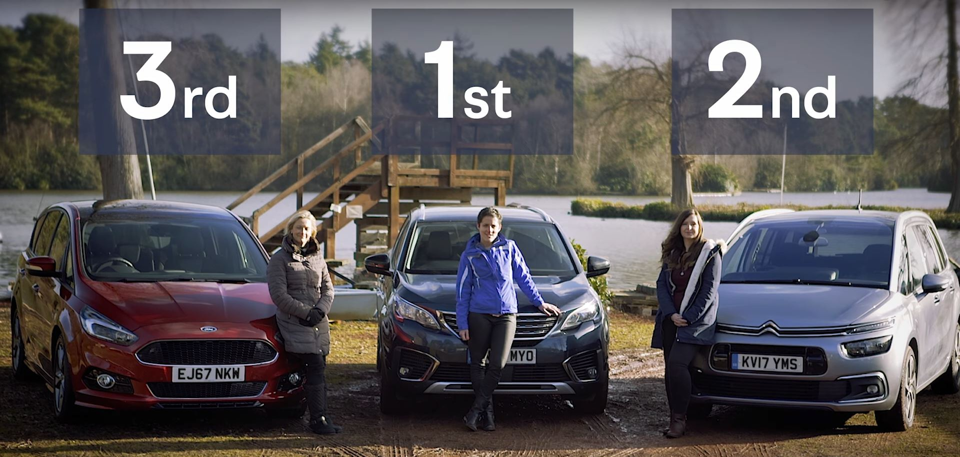 Peugeot 5008 Faces Ford S Max And Citroen Grand C4 Picasso