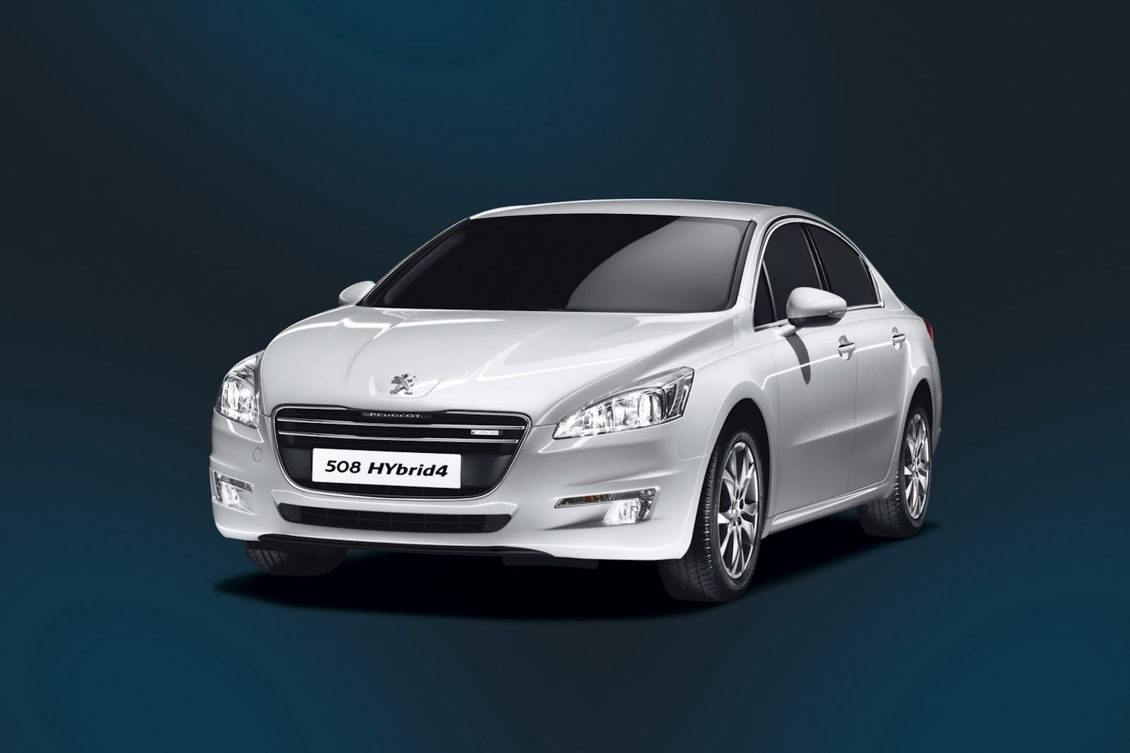 peugeot 508 diesel electric hybrid4 sedan launched autoevolution. Black Bedroom Furniture Sets. Home Design Ideas