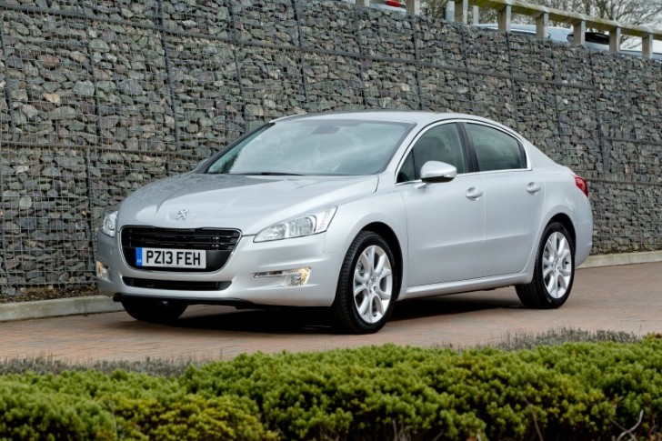 Peugeot 508 Receives Enhanced Specs in the UK