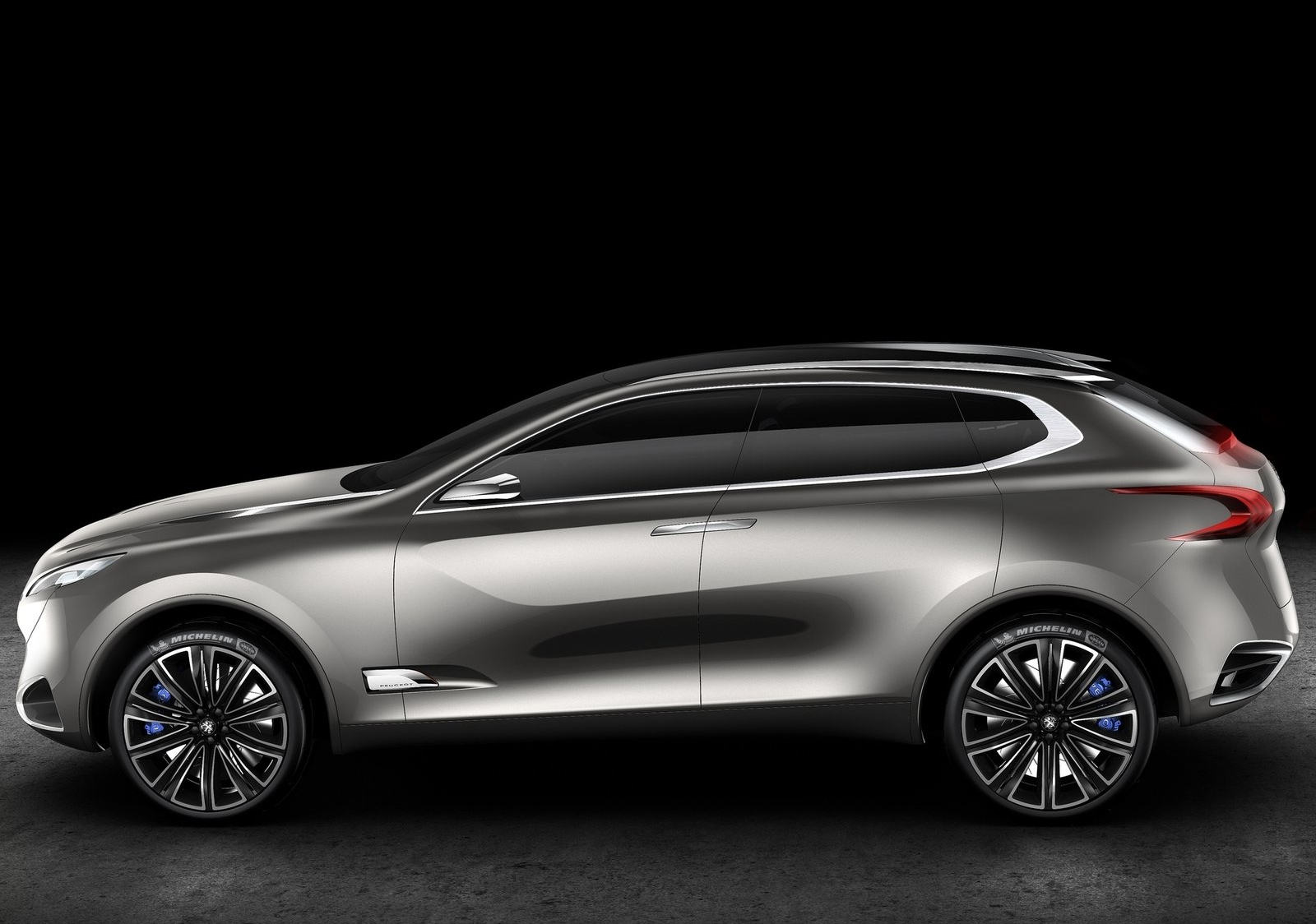 Peugeot 6008 7-Seat Crossover Confirmed for 2016 - autoevolution