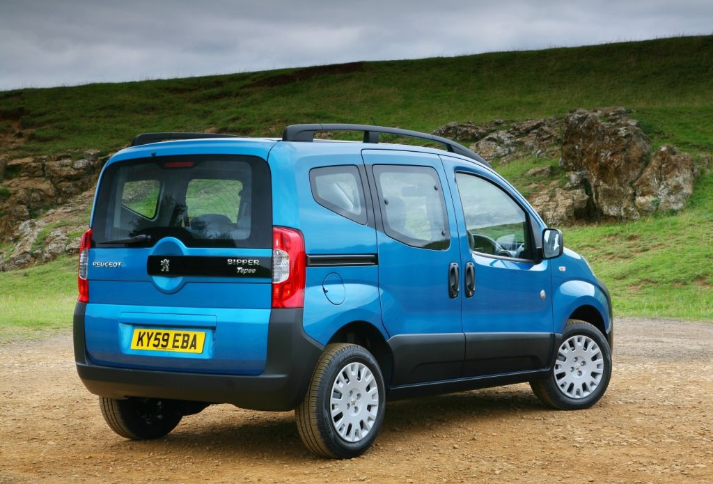 Peugeot Bipper Tepee Available In The Uk Autoevolution