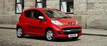Peugeot Launches 107 Sportium Special Edition in the UK