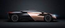 Peugeot Onyx Concept Officially Unveiled [Photo Gallery]