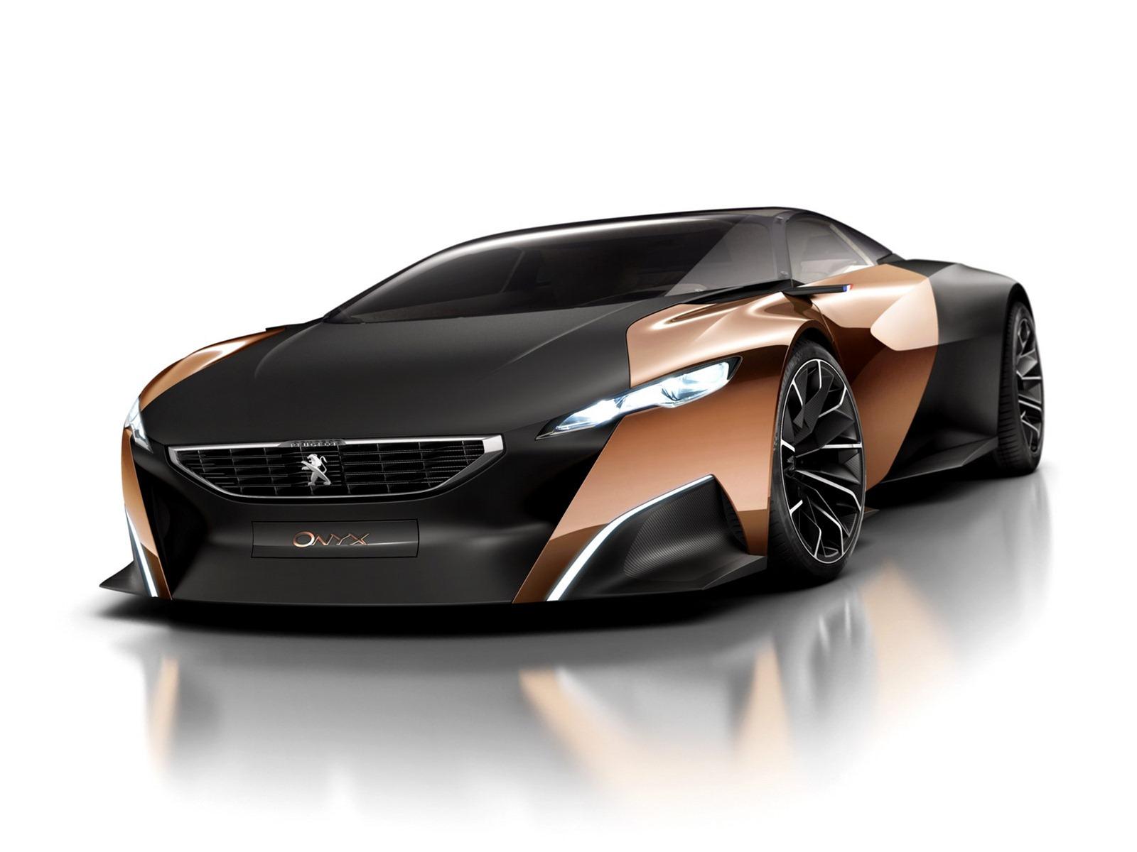 Peugeot Onyx Concept Photos Leaked