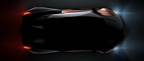 Peugeot Onyx Concept Teased. to Be Unveiled in Paris [Video]