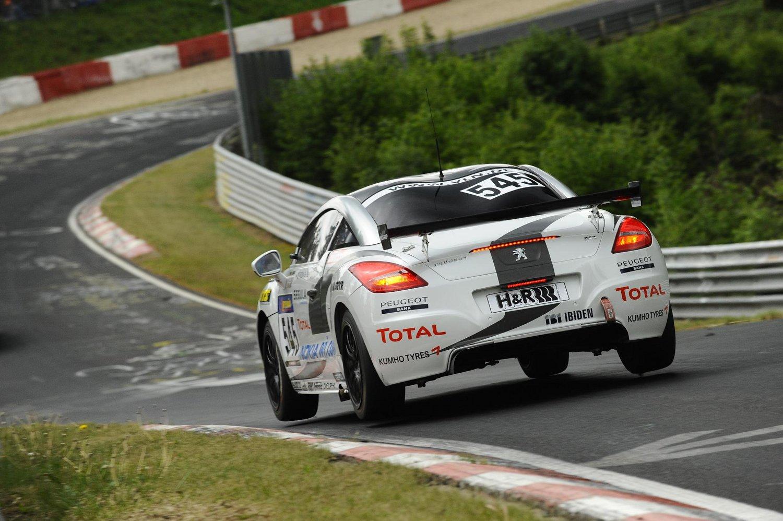 Peugeot RCZ 2.0 HDI FAP Is the Most Successful Diesel VLN Racer ...