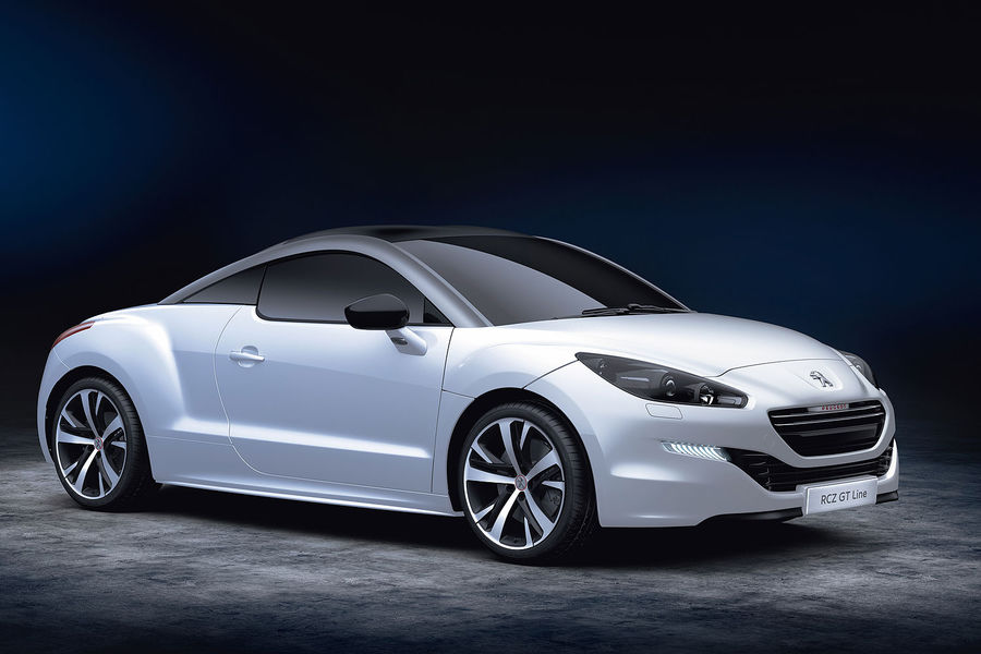 peugeot rcz gt line revealed with sportier look for basic coupe autoevolution. Black Bedroom Furniture Sets. Home Design Ideas