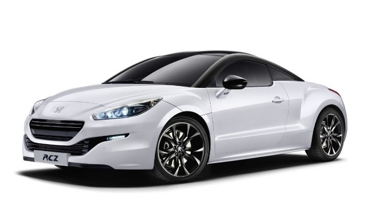 Peugeot RCZ Magnetic Limited Edition Announced in UK