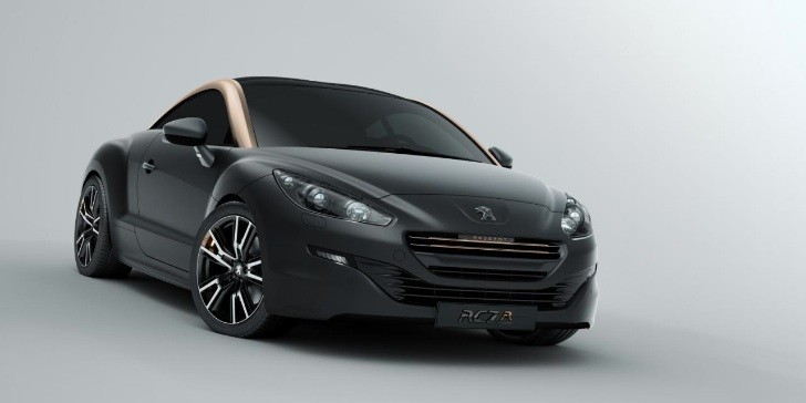 Peugeot RCZ R Concept Previews 260 HP Production Coupe