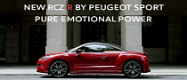 Peugeot RCZ R Press Film Is Totally Awesome [Video]
