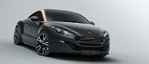 Peugeot RCZ R to Make Public Debut at Goodwood