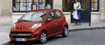 Peugeot Releases the 107 Envy Special Edition
