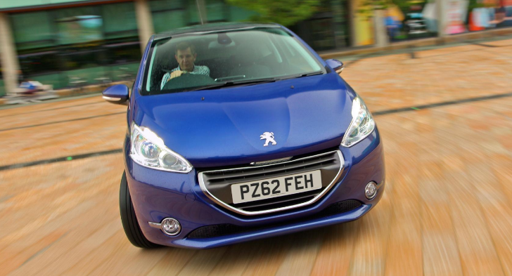 Peugeot Says New 208 Already No. 7 Best Selling Car in UK