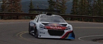 Peugeot, Sebastien Loeb Smash Pikes Peak Record [Video]