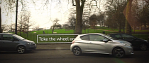 Peugeot Shows 208 Park Assist [Video]