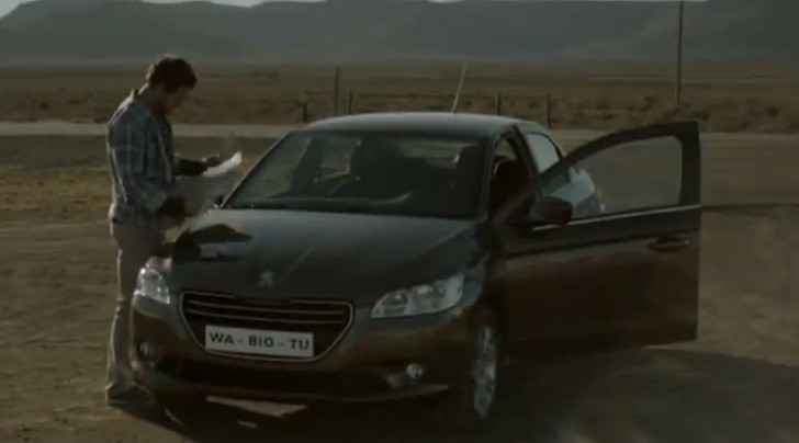 Peugeot Shows New 301 Budget Sedan on Film before Paris [Video]