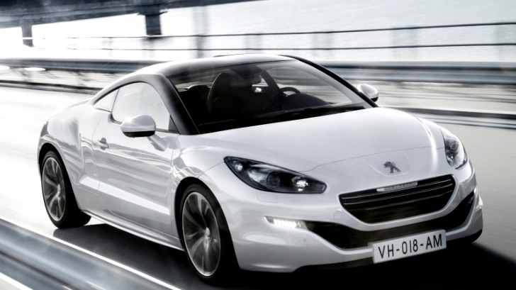 Peugeot Shows Off Facelifted RCZ in New Official Photos [Photo Gallery]
