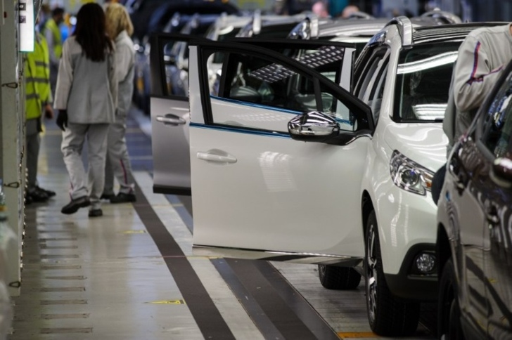 Peugeot to Close and Sell Meudon Plant