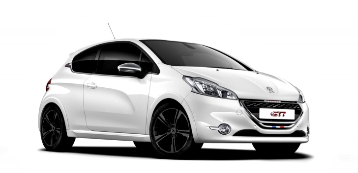 Pearlescent Car Paint >> Peugeot to Create 54 Limited Edition 208 GTi Models - autoevolution