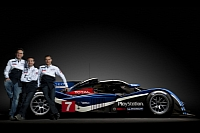 Stephane Sarrazin, Franck Montagny and Pedro Lamy to debut Peugeot 908 LMP1 at Sebring
