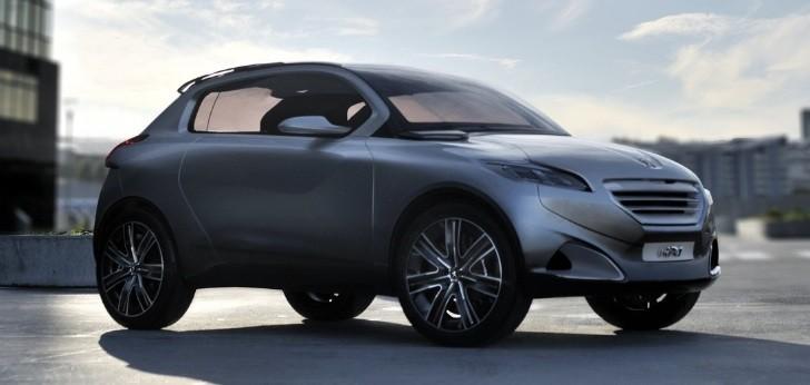 peugeot to launch 1008 3 door crossover autoevolution. Black Bedroom Furniture Sets. Home Design Ideas