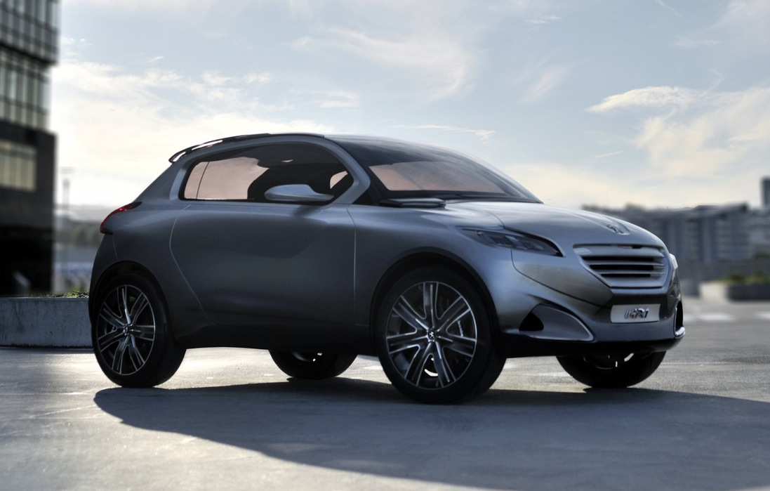 Peugeot to Launch 1008 3-Door Crossover - autoevolution