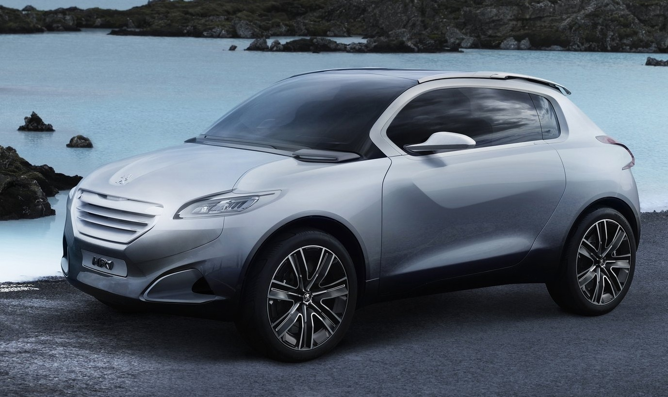 Peugeot To Launch 2008 Rx 1008 3 Door Crossover Coupe In