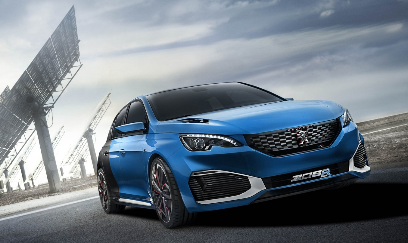peugeot to show 308 gti at goodwood festival of speed 2015. Black Bedroom Furniture Sets. Home Design Ideas