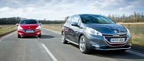 Peugeot UK Sales Up 7% in First Half