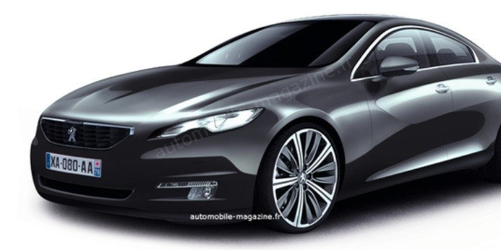 Peugeot Working on 501 Four-Door Coupe and Cabrio
