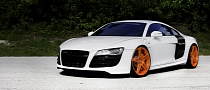 Photo Shoot: Audi R8 on HRE Wheels [Photo Gallery]